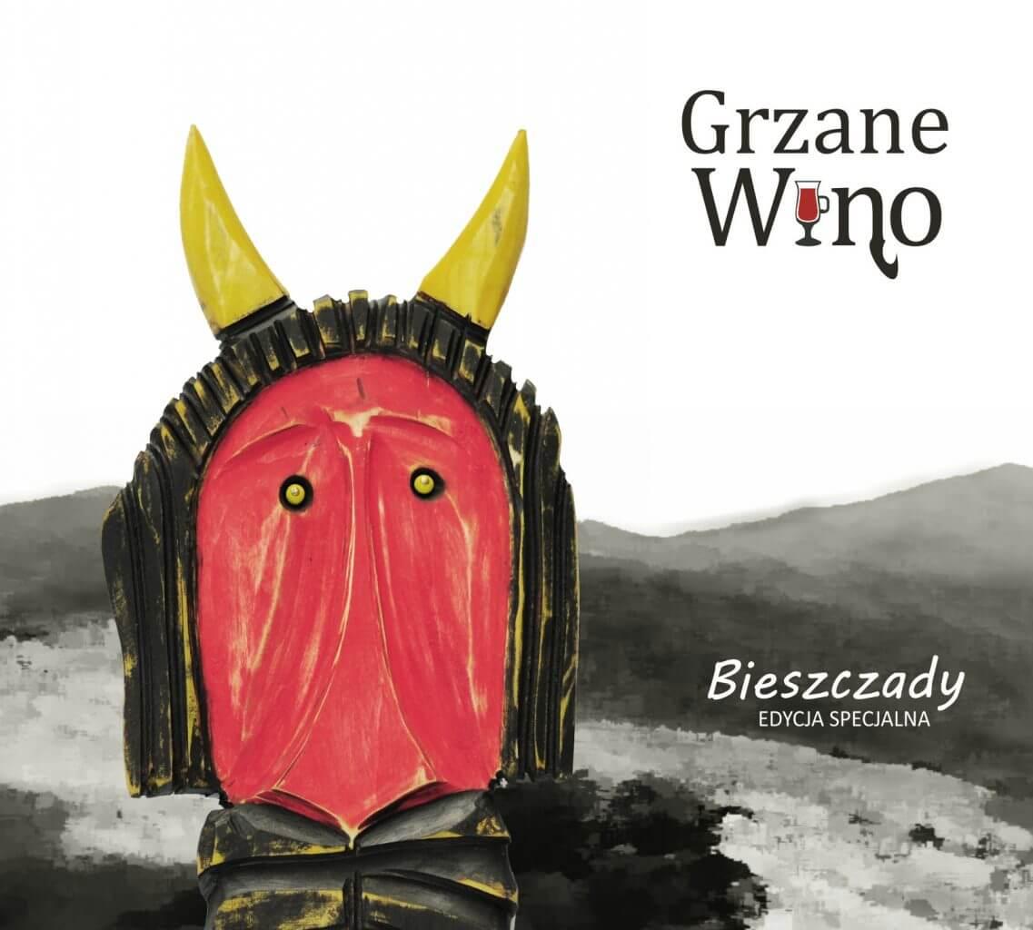 Bieszczady - Grzane Wino - okładka płyty CD
